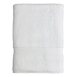 Linum Home Textiles Terry Bath Sheet in White