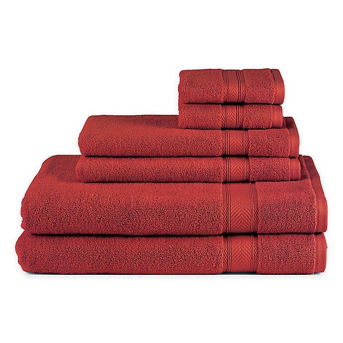 Alternate image 1 for Avanti 6-Piece Splendor Towel Set
