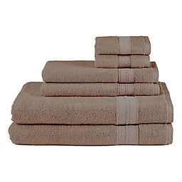 Avanti Turkish Spa Bath Towels (Set of 6)