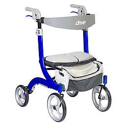 Drive Medical Nitro DLX Euro-Style Rollator Walker