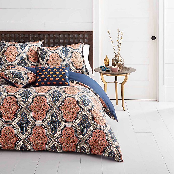 Alternate image 1 for Azalea Skye® Rhea 3-Piece Reversible Duvet Cover Set