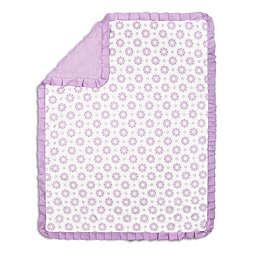 The Peanutshell™ Lilac Kisses Blanket