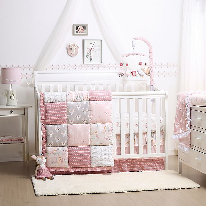 00af075f27b The Peanutshell™ Woodland Whimsy Crib Bedding Collection