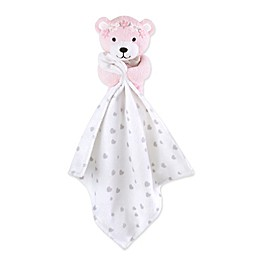 Wendy Bellissimo™ Mix & Match Savannah Bear Snuggle Blanket in White/Grey