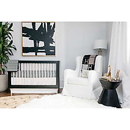 Oilo Studio™ Black and White Crib Bedding Collection