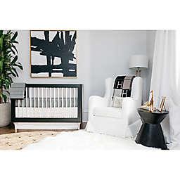 Oilo Studio™ Black and White Crib Bedding Collection