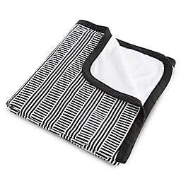Oilo Studio™ Black and White Cuddle Blanket