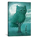 iCanvas Cover Art 12-Inch x 18-Inch Canvas Wall Art