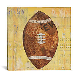 iCanvas Play Ball ll 12-Inch Square Canvas Wall Art