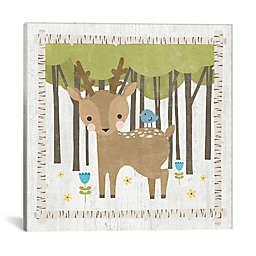 iCanvas Deer Canvas Wall Art