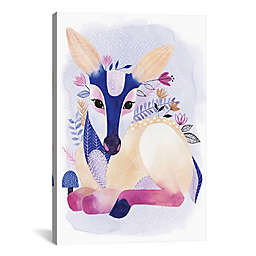 iCanvas Enchanting Forester Canvas Wall Art