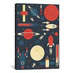 iCanvas Space Odyssey Canvas Wall Art