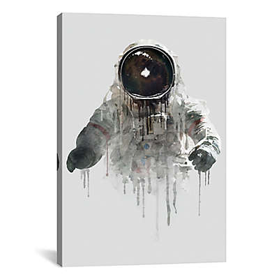 iCanvas Astronaut ll Canvas Wall Art