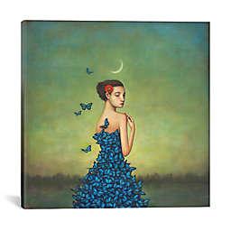 iCanvas Metamorphosis Square Canvas Wall Art
