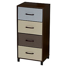 Household Essentials® Modular 4-Drawer Accent Table