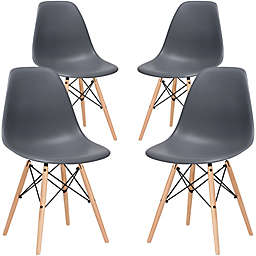 Poly and Bark Vortex Side Chair (Set of 4)