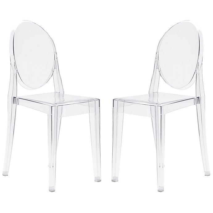 Alternate image 1 for Poly and Bark Burton Side Chair (Set of 2)