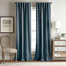 Simone Rod Pocket/Back Tab Room Darkening Window Curtain Panel