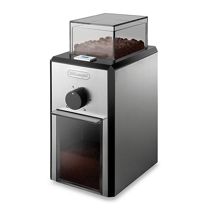 Alternate image 1 for De'Longhi Stainless Steel Burr Coffee Grinder