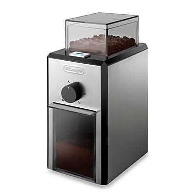 De'Longhi Stainless Steel Burr Coffee Grinder