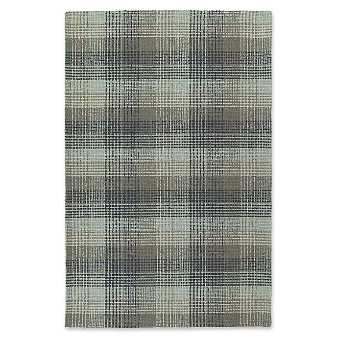 Alternate image 1 for Kaleen Sartorial Yale 5' x 7'9 Area Rug in Grey