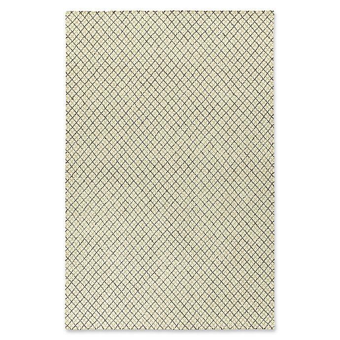 Alternate image 1 for Kaleen Sartorial Princeton 5' x 7'9 Hand-Tufted Area Rug in Beige