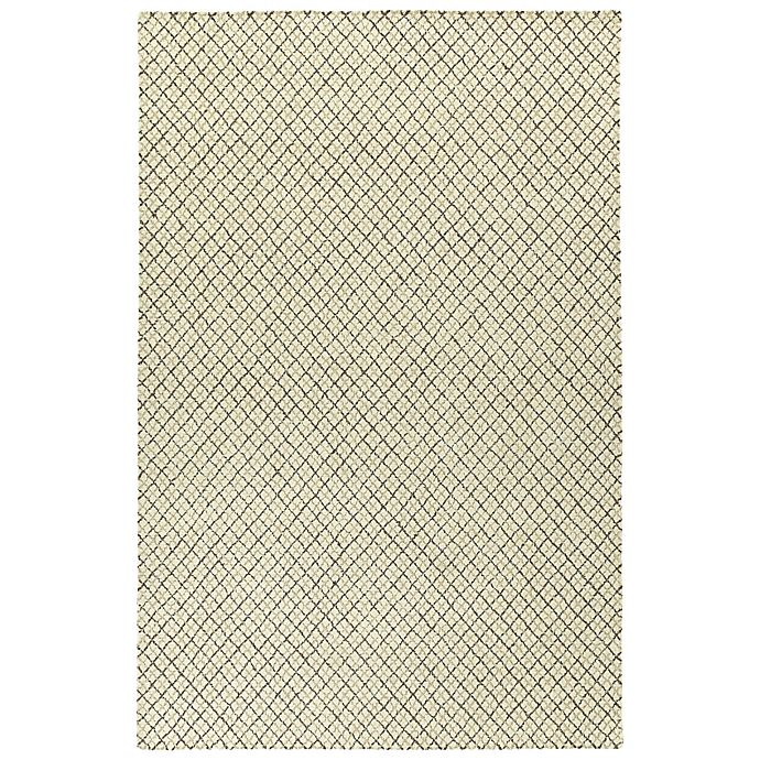 Alternate image 1 for Kaleen Sartorial Princeton 8' x 10' Hand-Tufted Area Rug in Beige