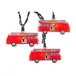 Kurt Adler 10-Light Firetruck Light Set