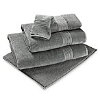 Turkish Modal Washcloth in Charcoal