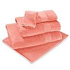 Turkish Modal Bath Towel in Peach