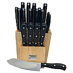 Emeril Forged Stainless Steel 22-Piece Knife Block Set