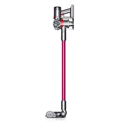 Dyson V7 Animal Pro Cord-Free Stick Vacuum in Iron/Fuchsia