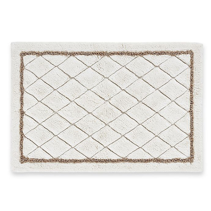 Alternate image 1 for J. Queen New York Horizons Bath Rug in Ivory