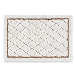 J. Queen New York Horizons Bath Rug in Ivory