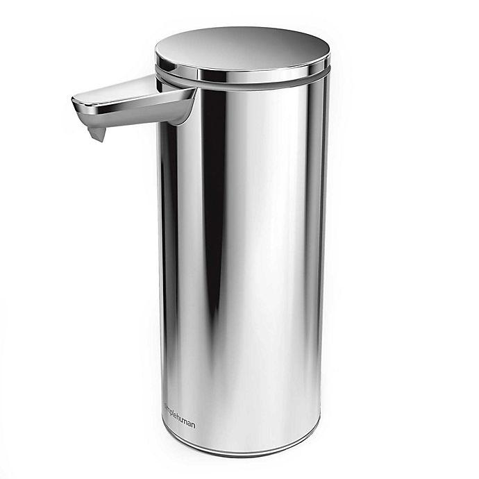 Alternate image 1 for simplehuman® Rechargeable Sensor Soap Pump