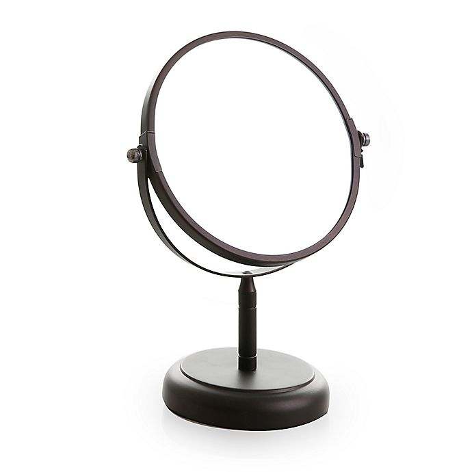 Bino Classic Vanity Mirror In Oil Rubbed Bronze Bed Bath Beyond