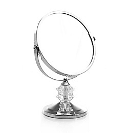 Bino Bijon Vanity Mirror in Chrome
