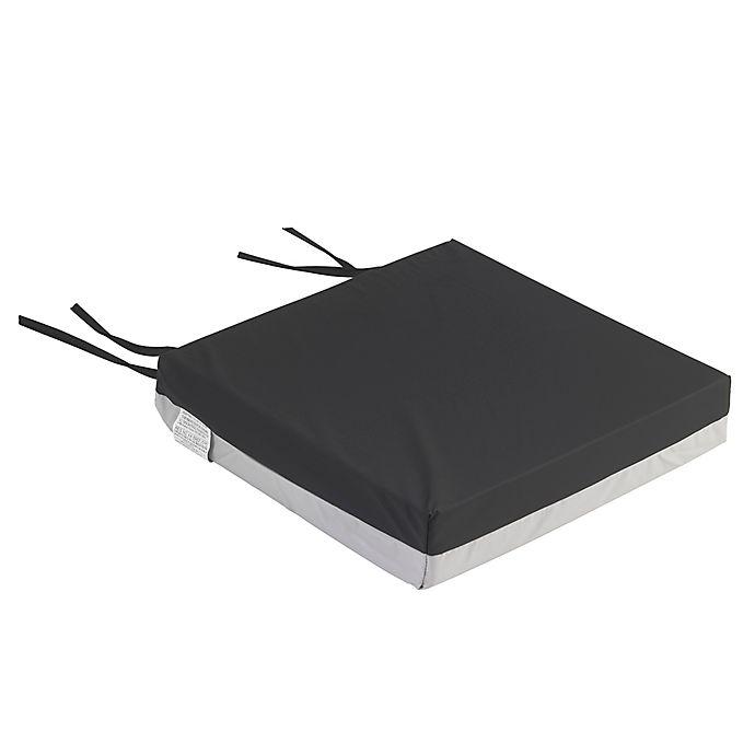 Alternate image 1 for Drive Medical Premier One Foam Cushion in Black