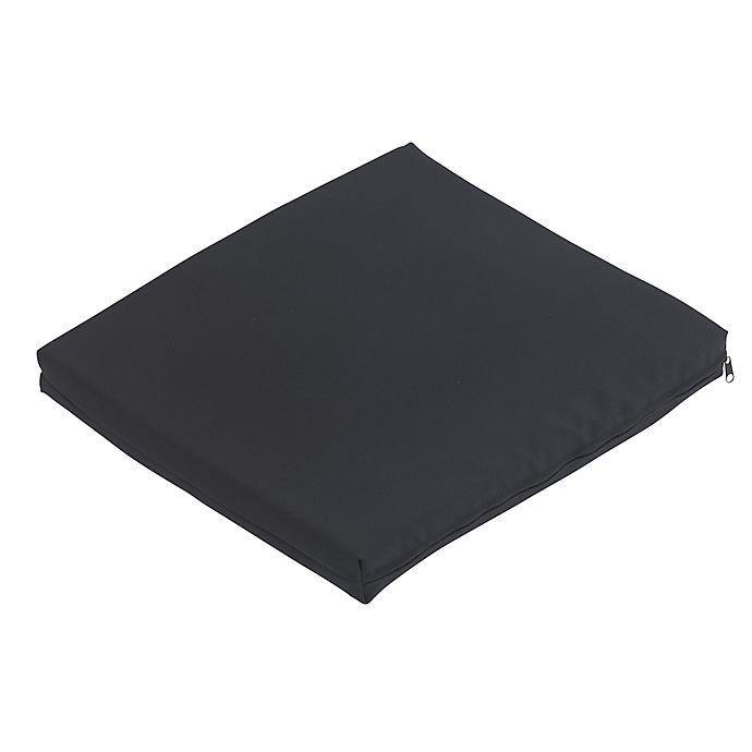 Alternate image 1 for Drive Medical Gel-U-Seat Cushion in Black