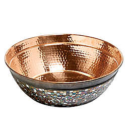 Sinkology SB302-16NU Bardeen Vessel Copper Bath Sink