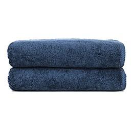 Linum Home Textiles Soft Twist Bath Towels (Set of 2)