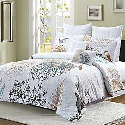 Birdie Queen Comforter Set
