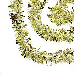Northlight 50-Foot Classic Christmas Garland in Gold