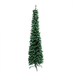6-Foot Unlit Artificial Christmas Tree in Green