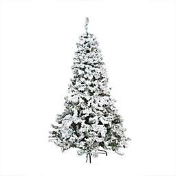 9-Foot Unlit Artificial Christmas Tree in Green