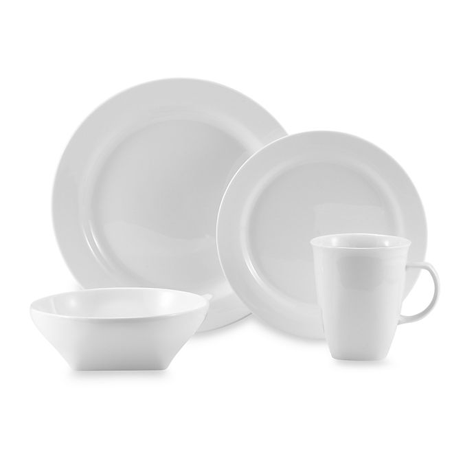 Alternate image 1 for Oneida® Chef's Table™ White Porcelain Dinnerware and Serveware Collection