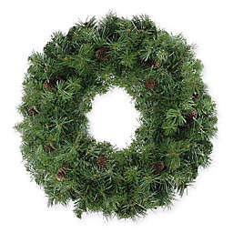 24-Inch Dakota Red Pine Wreath
