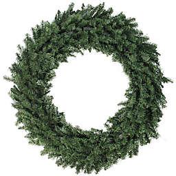 Northlight 48-Inch Canadian Pine Wreath