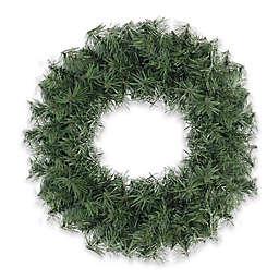 Northlight 12-Inch Mini Canadian Pine Wreath