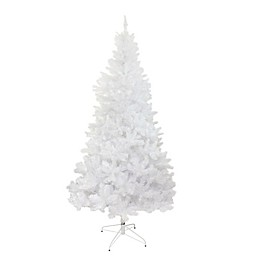 Northlight 9.5-Foot Iridescent White Christmas Tree